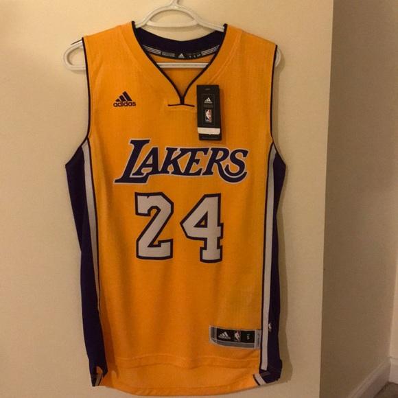 e0eff3943db adidas Shirts | Nba Lakers Kobe Bryant Swingman Jersey | Poshmark